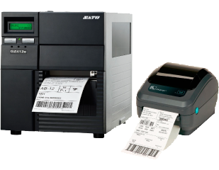 Thermal Transfer and Direct Thermal Printers